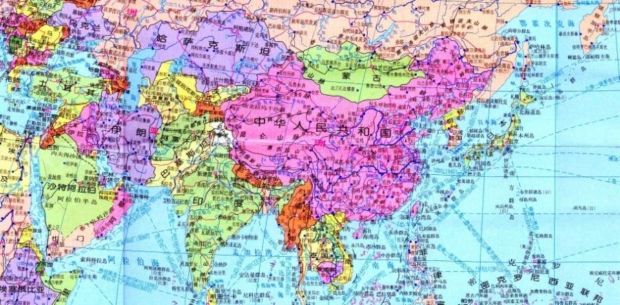 高清世界地图下载