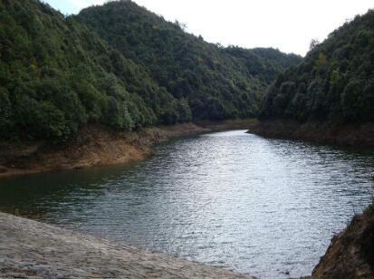 云县绿茵塘水库