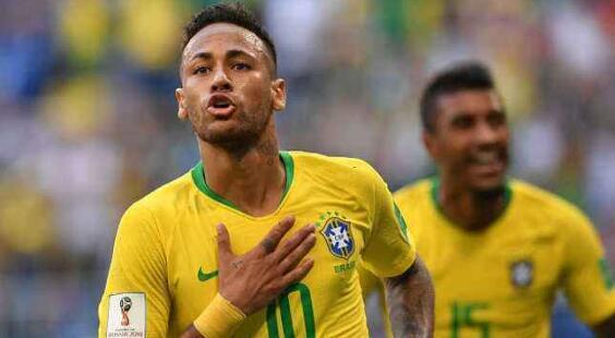 内马尔拯救了整个巴西