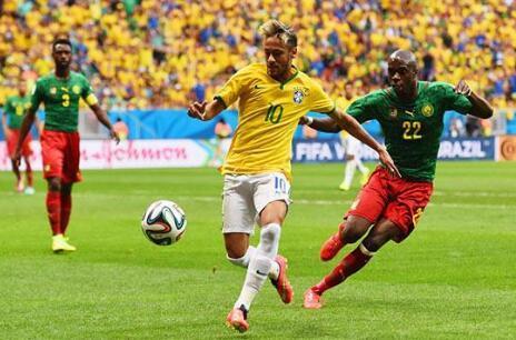 巴西以一场惨败让国足释然