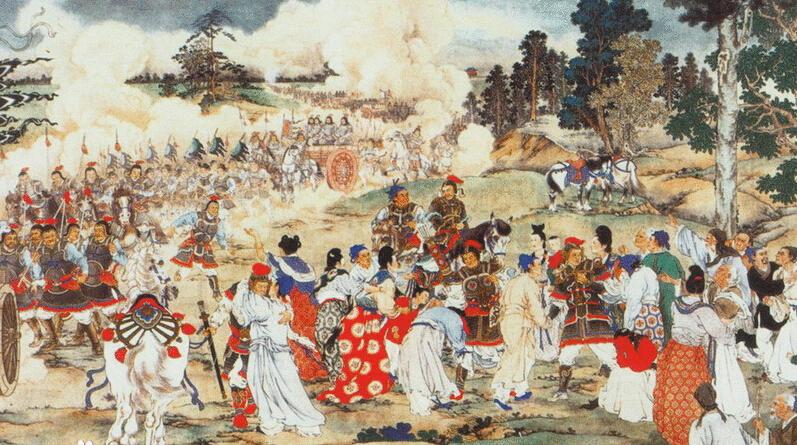 从天宝战争看大唐帝国的衰落