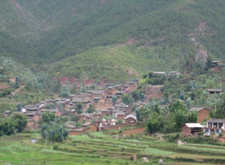 兔街的村落